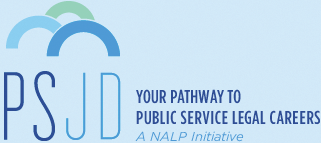 PSJD - Your Pathway to Public Service Legal Careers. A NALP Initiative.
